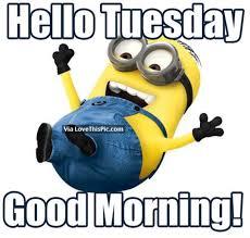 Happy Tuesday Meme - cute happy tuesday cartoon quotes