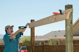 Roofing For Pergola by How To Build A Pergola Step By Step Diy Building A Pergola