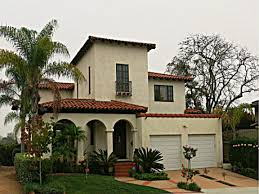 california style houses ranch house plans spanish style plan floor small courtyard old