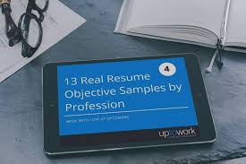 Best Resume Objective Samples by 20 Resume Objective Examples Use Them On Your Resume Tips