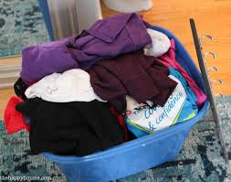 how to completely purge your clothing the happy housie