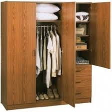 clothes cupboard wardrobe cabinet with drawers foter