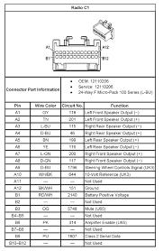 2004 chevy silverado radio wiring diagram 2002 chevy silverado