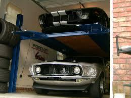 garage car stacker corvetteforum chevrolet corvette forum