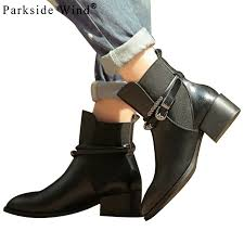 s boots style parkside wind autumn winter s boots european style leather