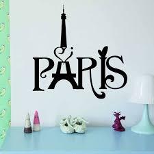Eiffel Tower Room Decor Nome Personalizzato Con Torre Eiffel Cerca Con Pics I