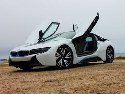 bmw i8 car the bmw i8 is the sports car of the future and we drove it