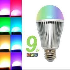 color changing flood light bulb dimmable led recessed light bright led par20 spotlight bulb 9w led