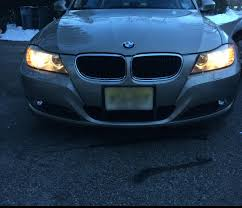 bmw e90 headlights e90 328i headlight help bimmerfest bmw forums