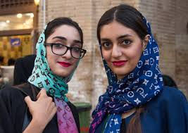 women in iran are still super fashionable despite religious dress