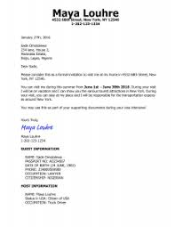 Invitation Letter Us Visa how to write an invitation letter for us visa b2 tourist