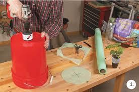 plant tomatoes upside down in a 5 gallon bucket quarto homes