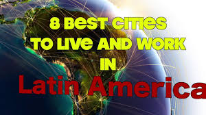 What State Is The Cheapest To Live In by Latin America 8 Best Cities To Live And Work Youtube