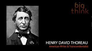 henry david thoreau my thanksgiving is perpetual big think