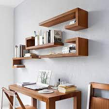 wall mounted shelf contemporary wooden seattle calligaris