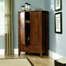 Tv Armoire Armoires White Tv Armoire With Pocket Doors Armoire Cool Tv