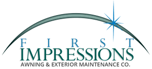 Awning Logo Home First Impressions Awning U0026 Exterior Maintenance