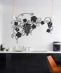 Chandelier Wall Stickers Large Flower Wall Decals Vinyl Flower Stickers Stickerbrand