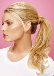 clip in ponytail hairdo tru2life wavy clip in ponytail luxury hairpieces