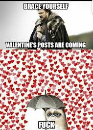 Fuck Valentines Day Meme - 88 best divers images on pinterest valentine day cards anti