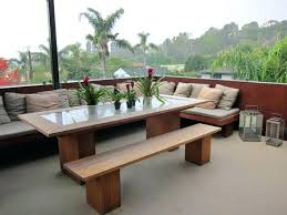 Outdoor Cushions Garden Bench Plans Outdoor Furniture And Projects