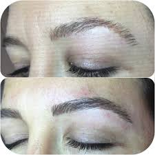 New Eyebrow Tattoo Technique Before U0026 Afters Lita Brow Boutique
