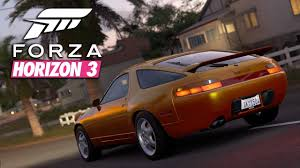 strosek porsche 928 forza horizon 3 sprint race porsche 928 gts pc ultra youtube