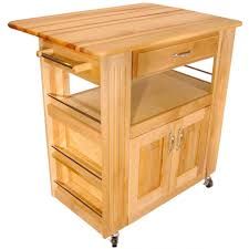 roll away kitchen island home styles manhattan kitchen cart