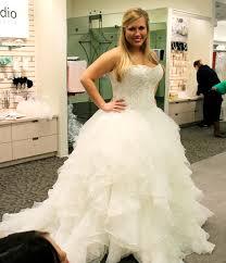 oleg cassini wedding dress drop waist gown oleg cassini wedding dresses wedding