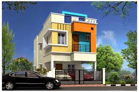House Elevation by Chennai House Elevation Images House Image