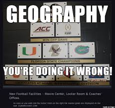 Florida State Memes - season goals for florida state interesting observation the key play
