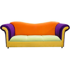 Funky Sofa Bed by Funky Sofa Lafayette Living Color Cool Sofa Polyvore