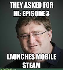 Gabe Newell Memes - image 240841 gabe newell know your meme