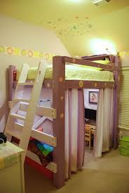 Diy Bunk Bed With Desk Under by Customer Photo Gallery Pictures Of Op Loftbeds From Our