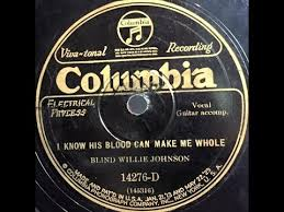 Blind Willie Johnson Blind Willie Johnson American Epic The Best Of Blind Willie