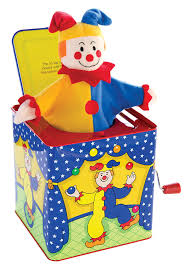 amazon com schylling jack in the box toys u0026 games