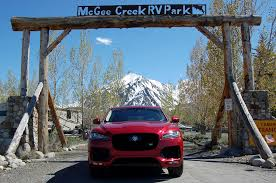 park place lexus spring creek our aluminum four seasons 2017 jaguar f pace s tows an aluminum