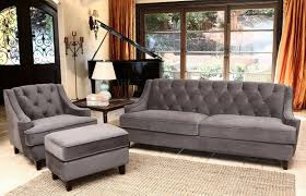 3pc Living Room Set Stunning Tufted Living Room Set Images Home Design Ideas