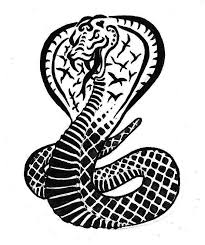 tribal cobra designs