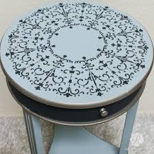 Decorative Furniture 478 Best Stenciled And Painted Furniture Images On Pinterest
