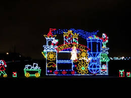 bull run park christmas lights holiday lights in the northern virginia area 2015
