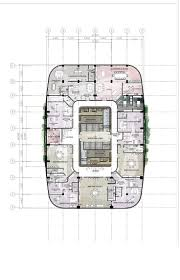 sample office layouts floor plan residential building plan section elevation best free home design