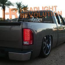 chevy silverado led tail lights anzo chevy silverado 07 13 1500 2500hd 3500hd led tail lights red