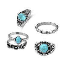 Turquoise Wedding Rings by Popular Turquoise Wedding Ring Sets Buy Cheap Turquoise Wedding