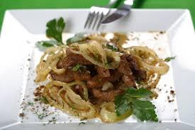 cuisiner le foie de veau foie de veau à la vénitienne recette historique cuisine
