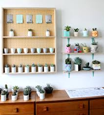 plant stand planter shelves with drip irrigation shelf ideas