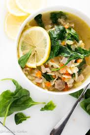 panera lemon chicken orzo soup and the kitchen