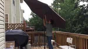 Wind Resistant Patio Umbrella Patio Wind Resistant Umbrella Australia Su7 Rotating Cantilever