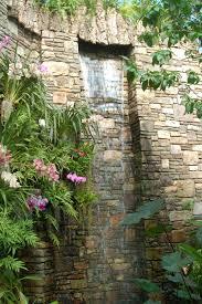 Daniel Stowe Botanical Garden by Daniel Stowe Botanical Garden Orchid House Waterfall Belmont