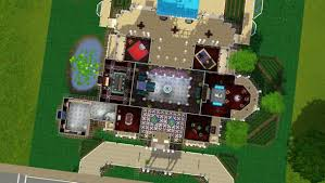Breakers Mansion Floor Plan by Mod The Sims The Gilded Age The Breakers